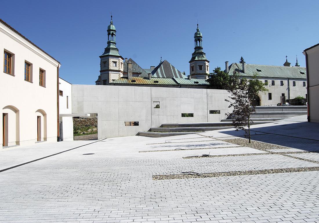 Pracownia Projektowa Regina Kozakiewicz-Opałka otrzymała wyróżnienie za projekt Rewitalizacji Śródmieścia Kielc – Przebudowa Obiektów Powięziennych