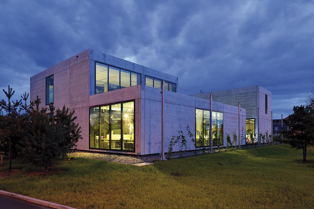 budynek biurowy Infinite Dreams w Gliwicach