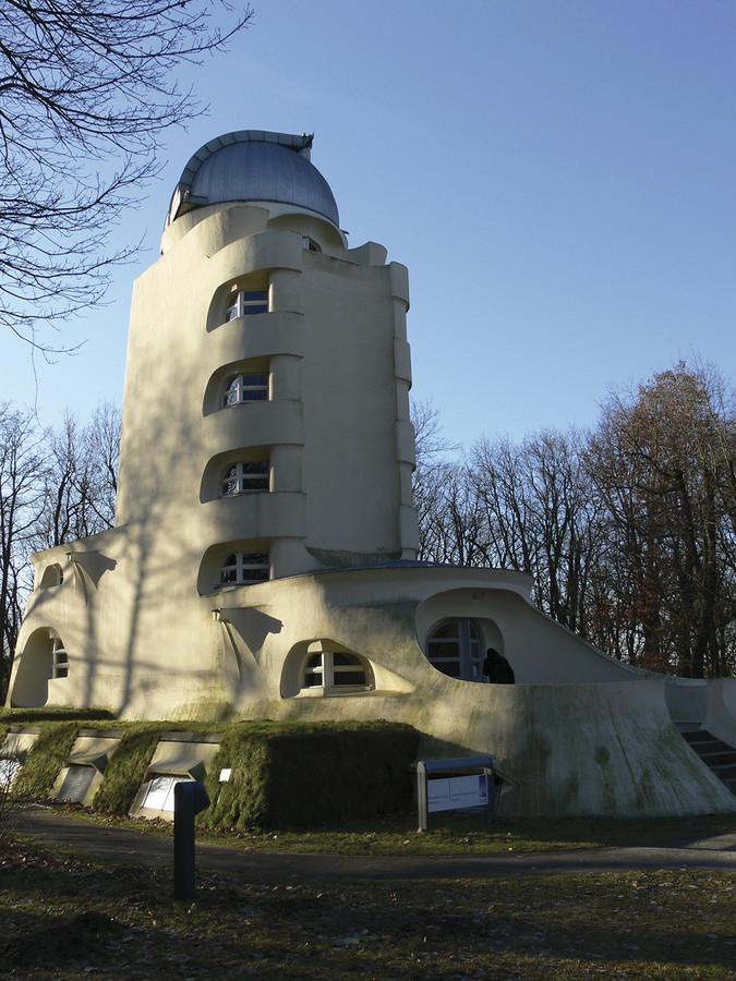 Wieża Einsteina w Poczdamie