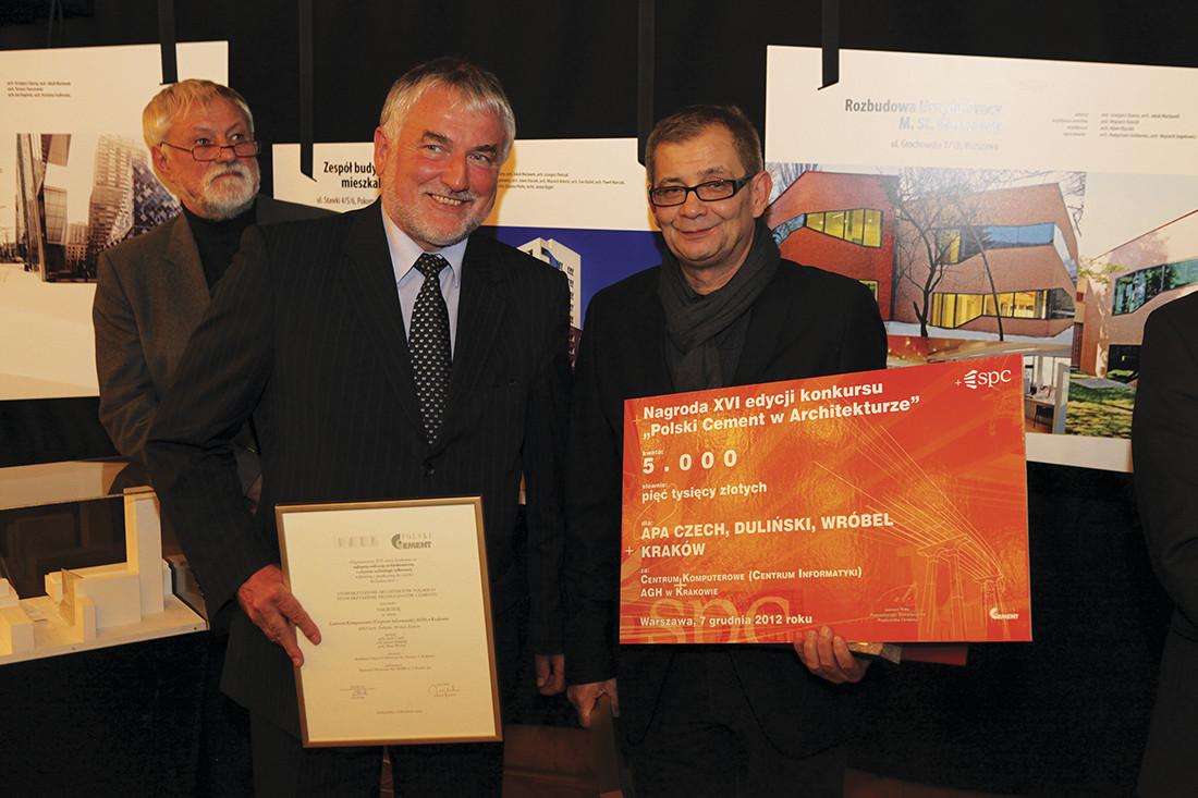 Laureaci nagrody za budynek biurowy Prosta Tower w Warszawie – Pracownia Kuryłowicz & Associates, Warszawa