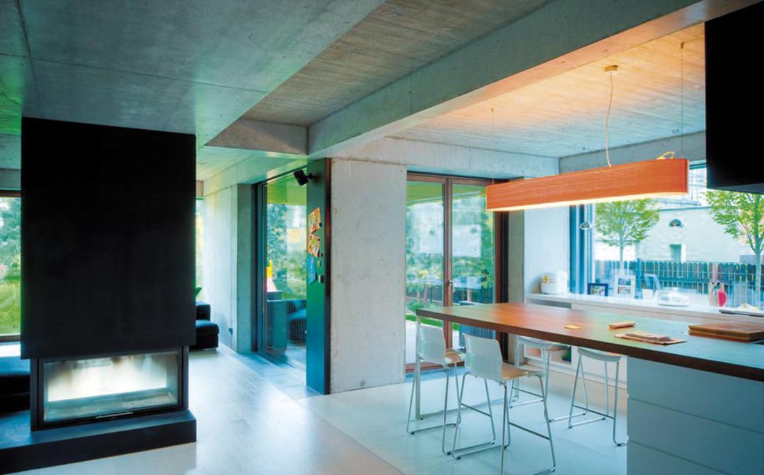 Jems Architekci – dom jednorodzinny na warszawskim Wilanowie