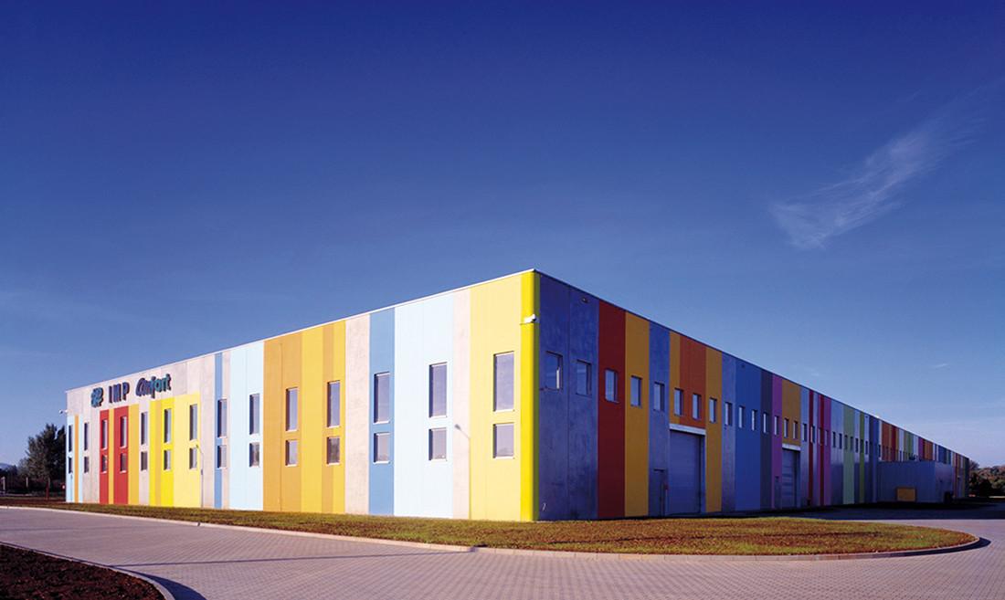 Fabryka Industrie Maurizio Peruzzo Comfort Sp. z .o. w Świdnicy