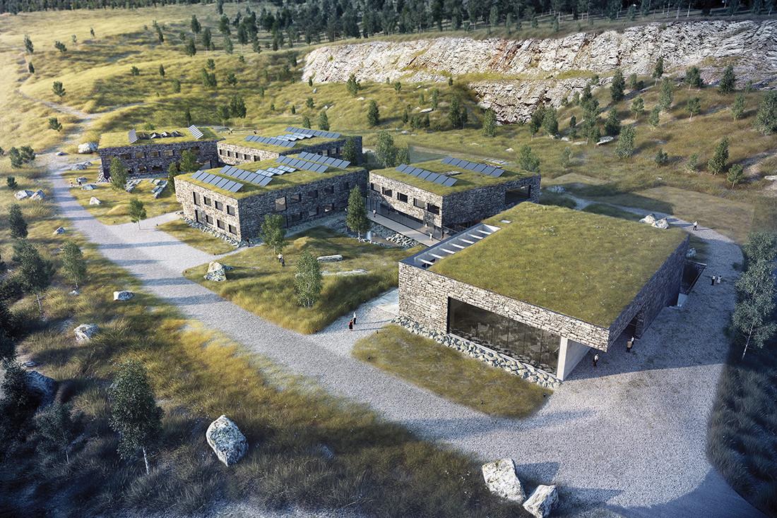 Centrum Edukacji Geologicznej w Chęcinach