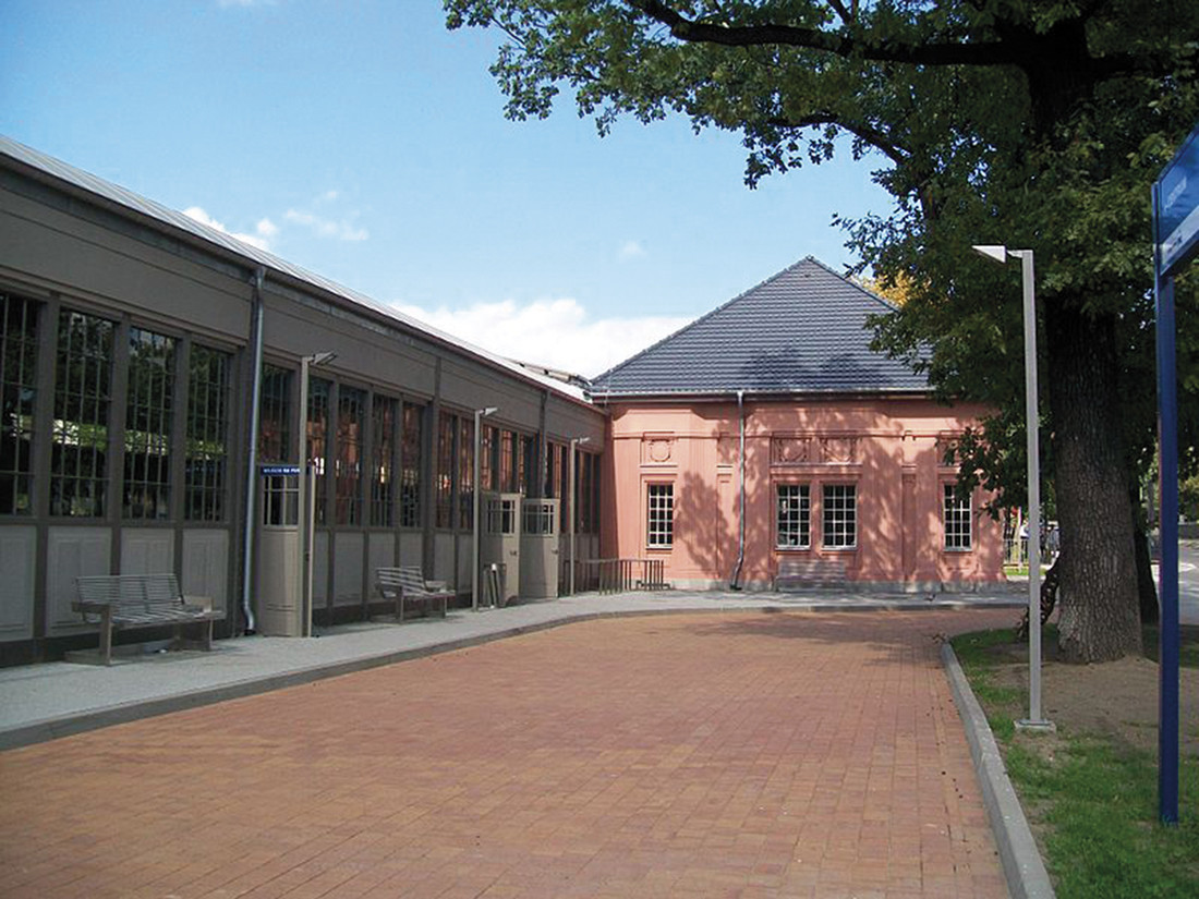 Dworzec Letni w Poznaniu
