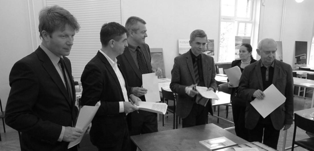 Obrady jury