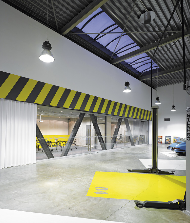 Biuro-garaż
