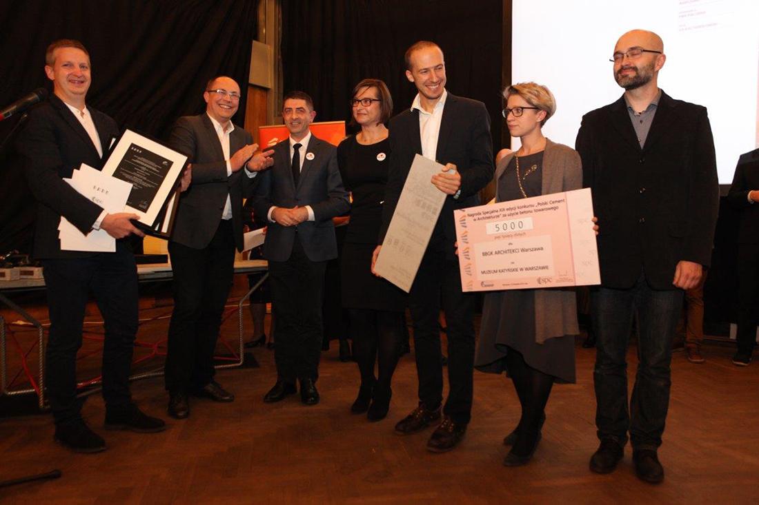 Nagroda specjalna za użycie betonu towarowego