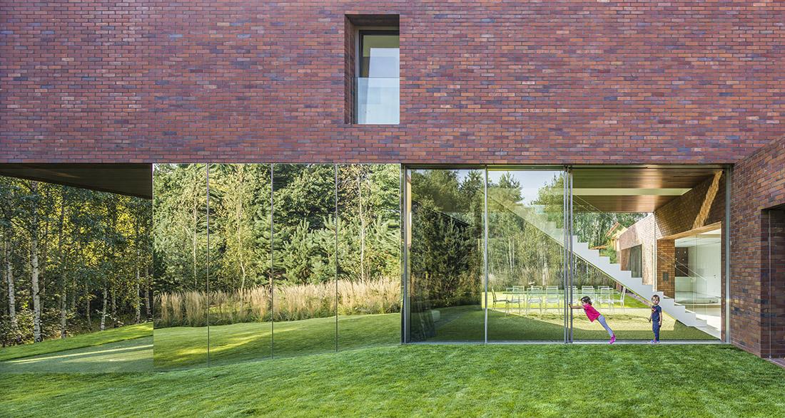 Living garden house wKatowicach