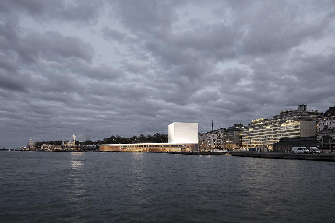 Muzeum Guggenheima w Helsinkach