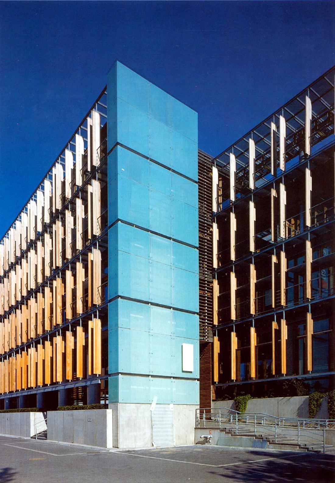 Budynek produkcyjno-administracyjny firmy Pfaffenhain PL w Krakowie-Czyżynach