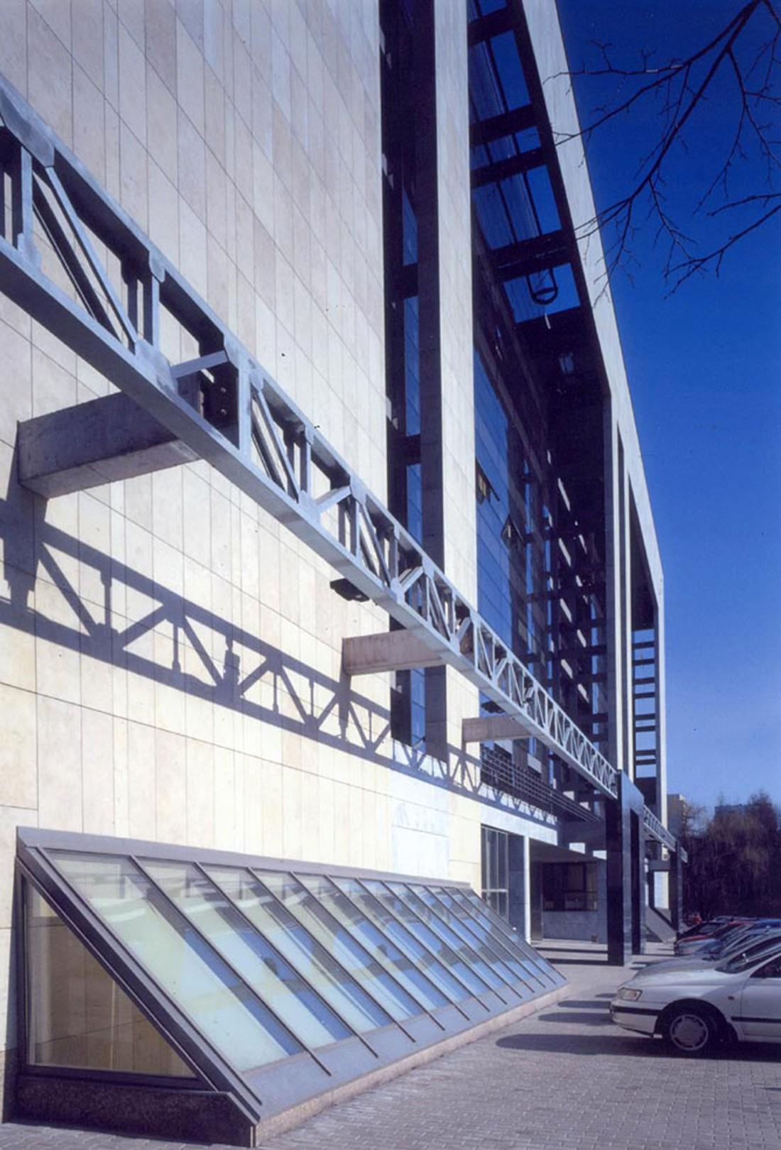 """Budynek """"K"""" Sądu Okręgowego w Krakowie"""