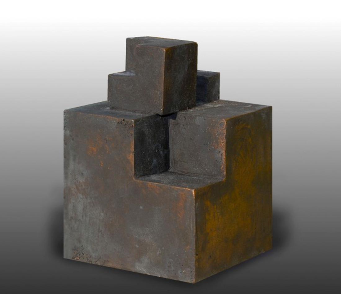 Statuetka Architektura Betonowa