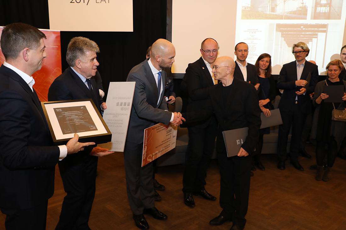 Nagroda specjalna oraz II nagroda - Stelmach i Partnerzy Biuro Architektoniczne Sp. z o.o.
