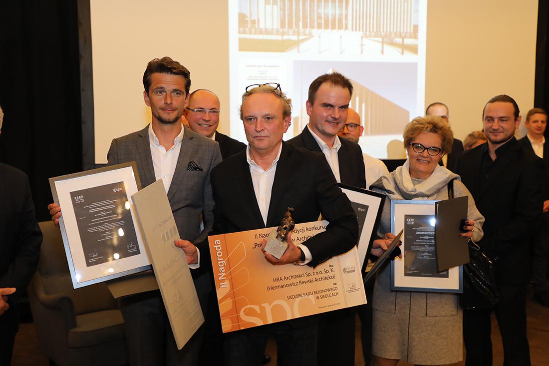 Laureaci II nagrody, HRA Architekci