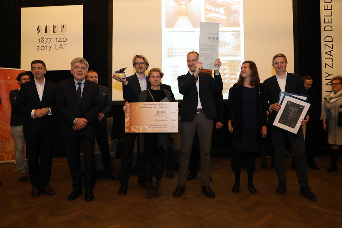 Laureaci I nagrody, BBGK Architekci