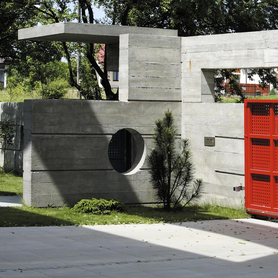 """""""Casa Olajossy ossia Villa in fortezza"""" – dom jednorodzinny w Lublinie"""