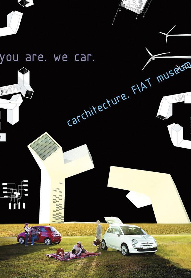 Maciej Dyląg – Carchitecture. FIAT Museum