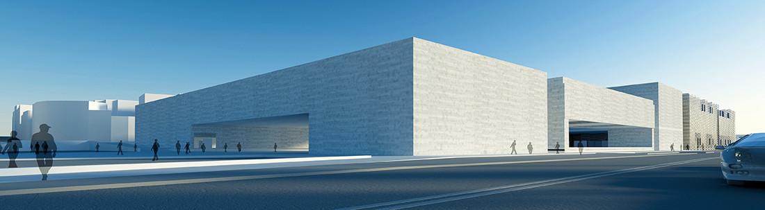 Wyspa Klif. Muzeum odkryć morskich w Lizbonie – arch. Agnieszka Szuran