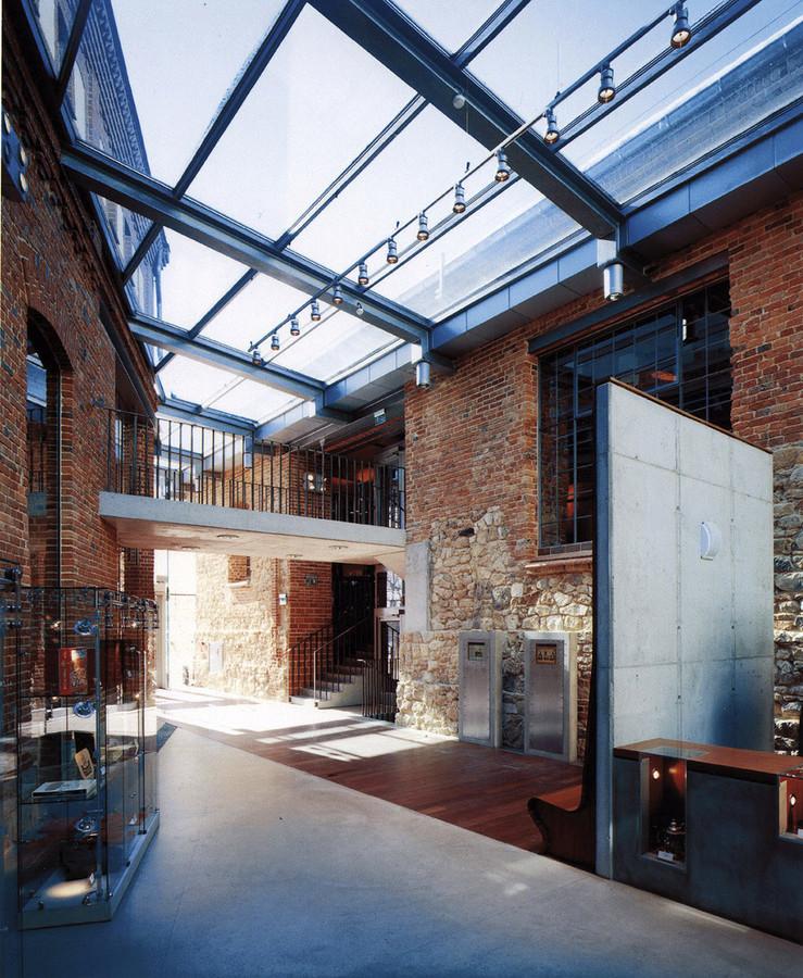 Projekt Tyskiego Muzeum Piwowarstwa wyróżniono za wysoką jakość wykonanego w betonie detalu architektonicznego, znakomicie skonstruowanego z istniejącą ceglaną strukturą zabudowy Tyskich Browarów Książęcych