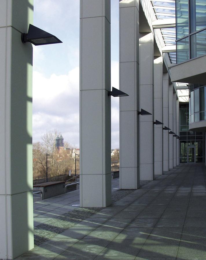 Galeria widokowa na Stare Miasto Centrum Wykładowego Politechniki Poznańskiej