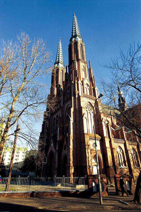 Katedra św. Floriana – arch. Józef Pius Dziekoński