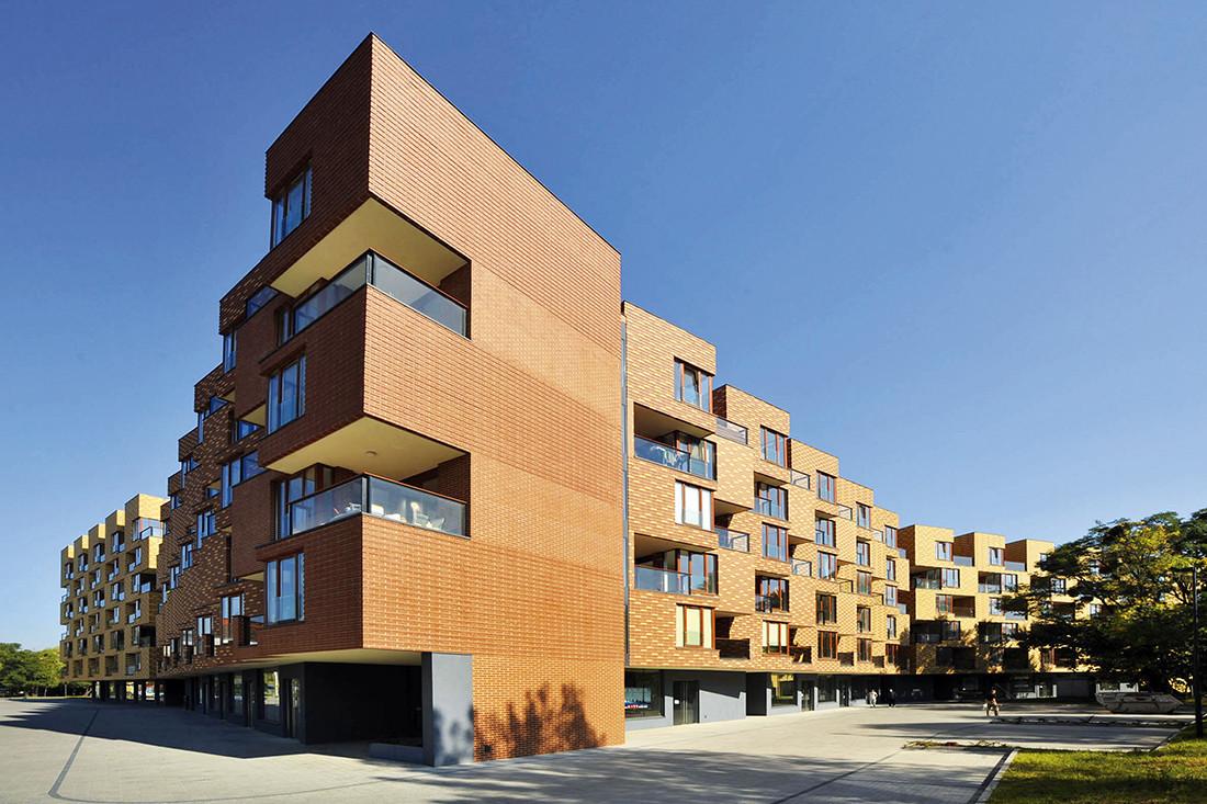 Budynek mieszkalny Corte Verona, Wrocław