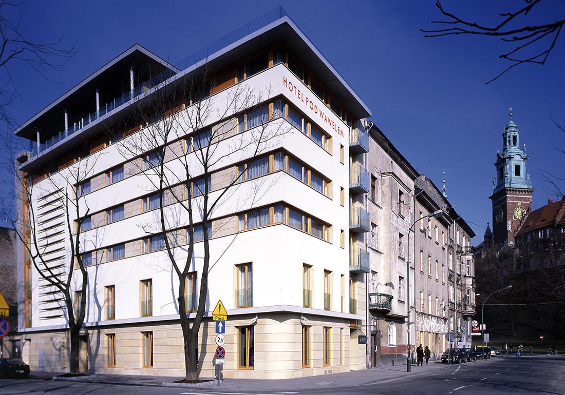 Hotel Pod Wawelem, Kraków