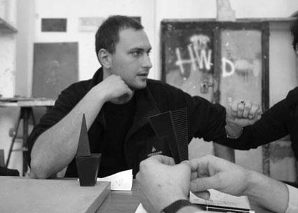 Bartłomiej Struzik – rzeźbiarz Akademia Sztuk Pięknych w Krakowie, Wydział Rzeźby