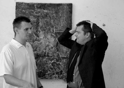 (od lewej) dr arch. Marcin Charciarek dr arch. Tomasz Kozłowski Politechnika Krakowska, Wydział Architektury