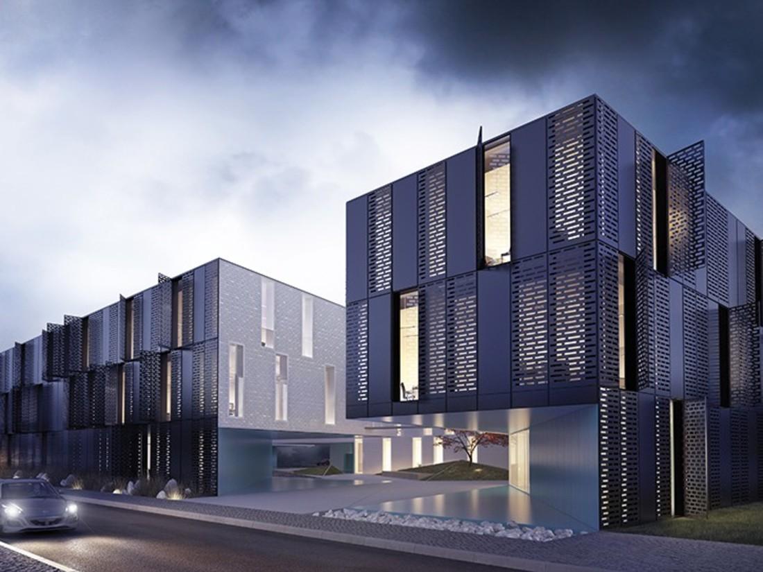 Budynek biurowy Future- -Processing w Gliwicach