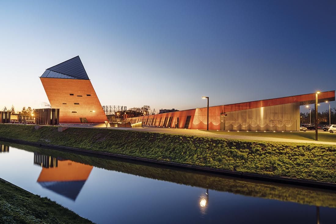 Muzeum II Wojny Światowej wGdańsku