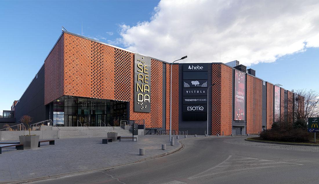 Centrum Handlowe Serenada wKrakowie