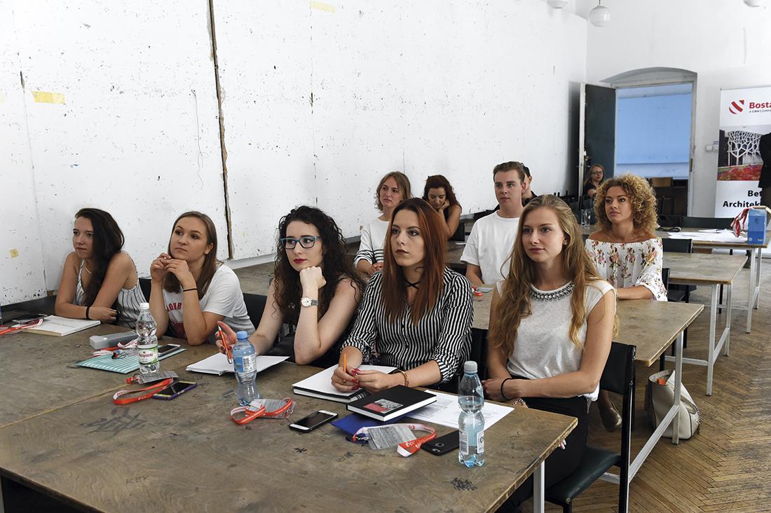 Uczestnicy warsztatów