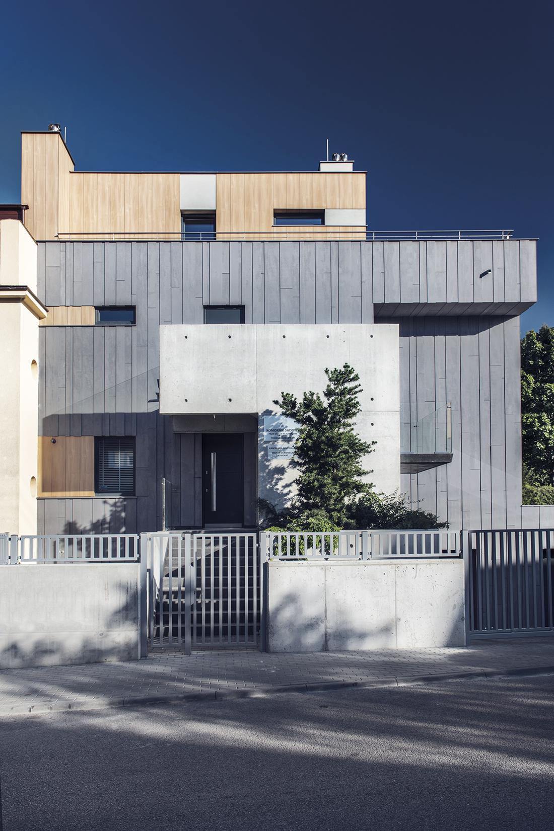 Dom wGdyni przy ul. Świętopełka