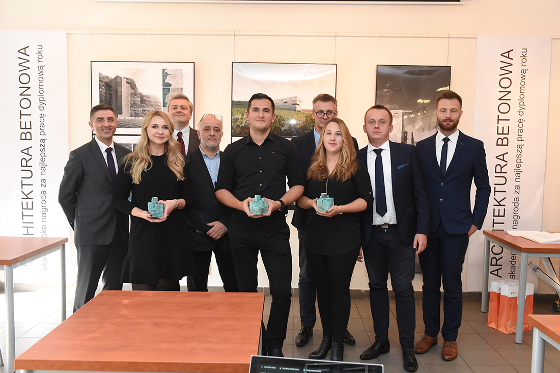 Laureaci oraz jury konkursu