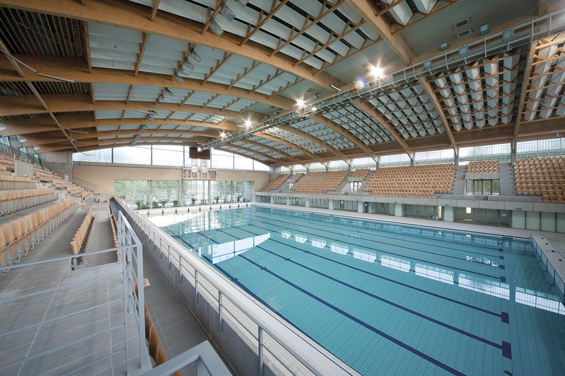 "Basen olimpijski ""Floating Arena"" Szczecin"