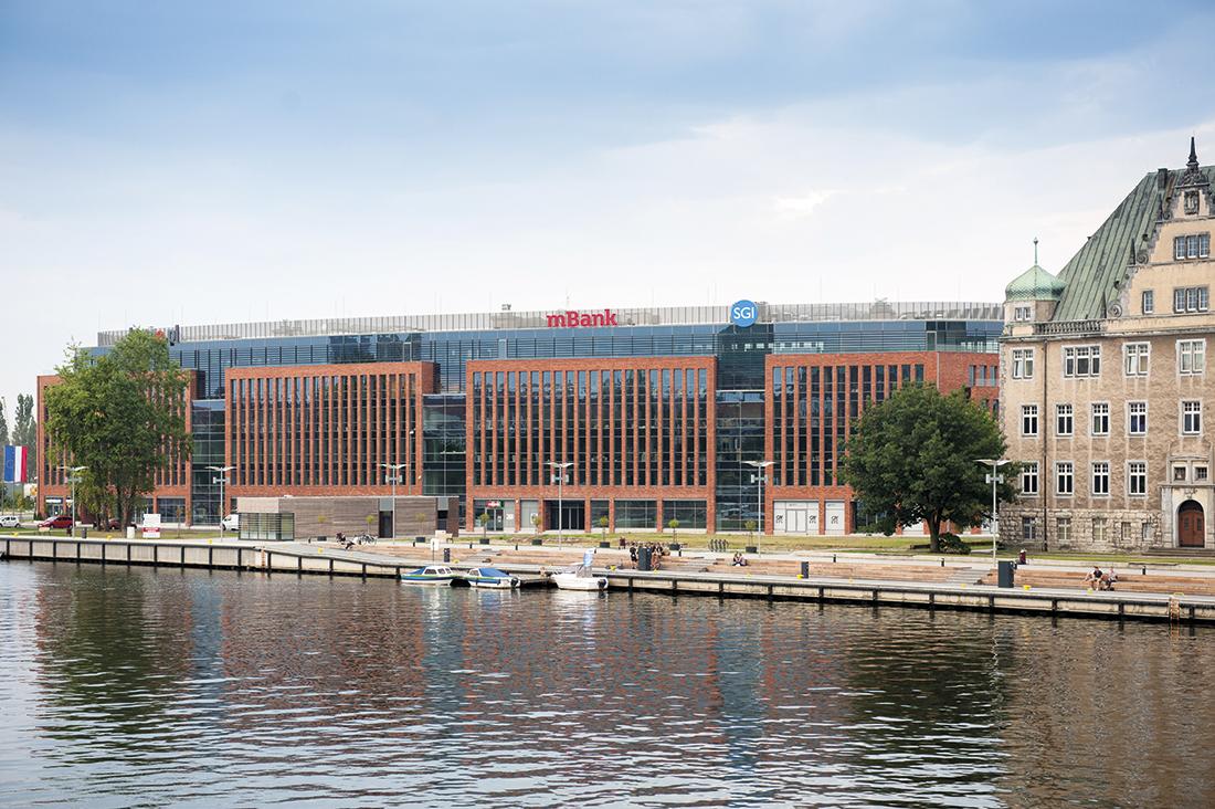 Budynek biurowo-usługowy Lastadia Office