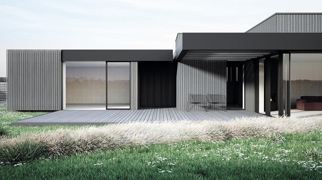 Przebudowa domu w Lesznie