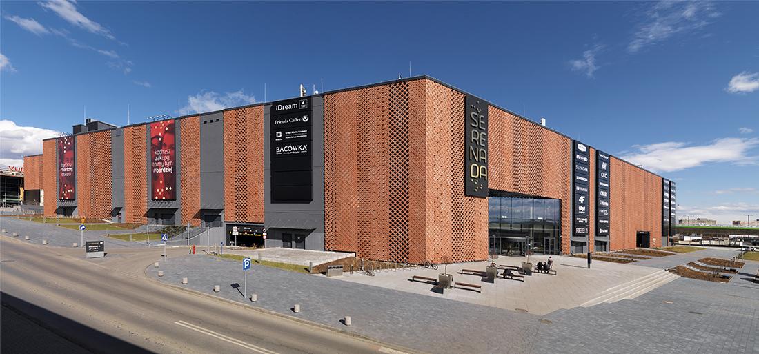 Centrum Handlowe Serenada w Krakowie