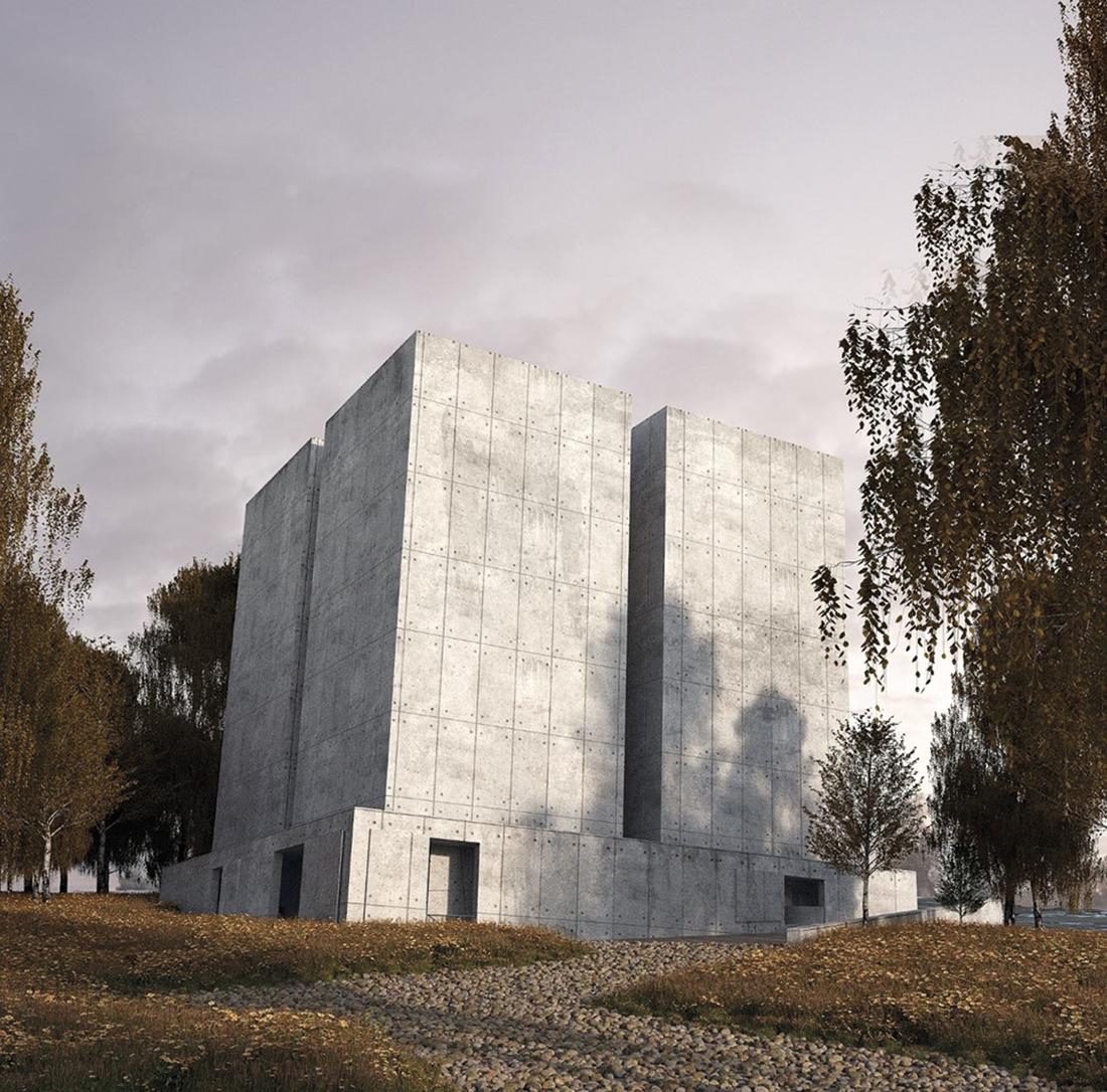 Krzysztof Jędrzejewski. 4 Freedoms – Muzeum w Nowym Jorku