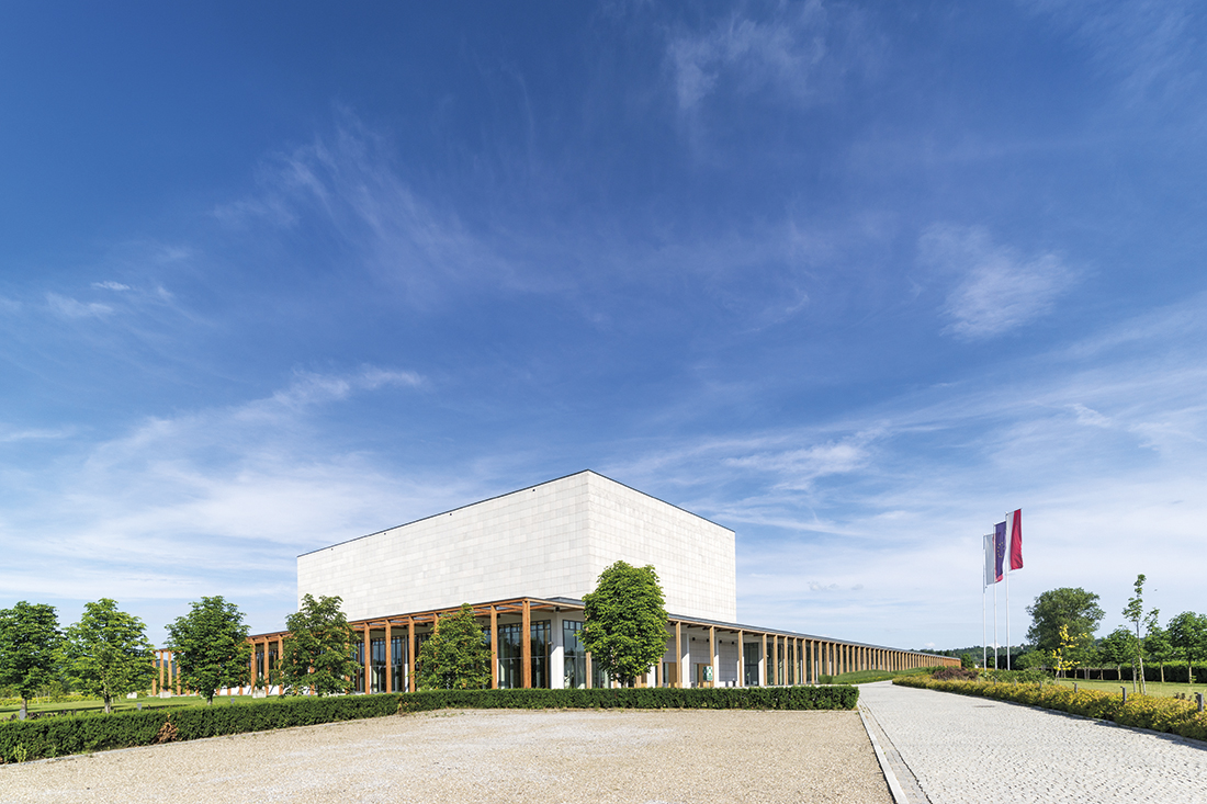 Europejskie Centrum Muzyki Krzysztofa Pendereckiego wLusławicach