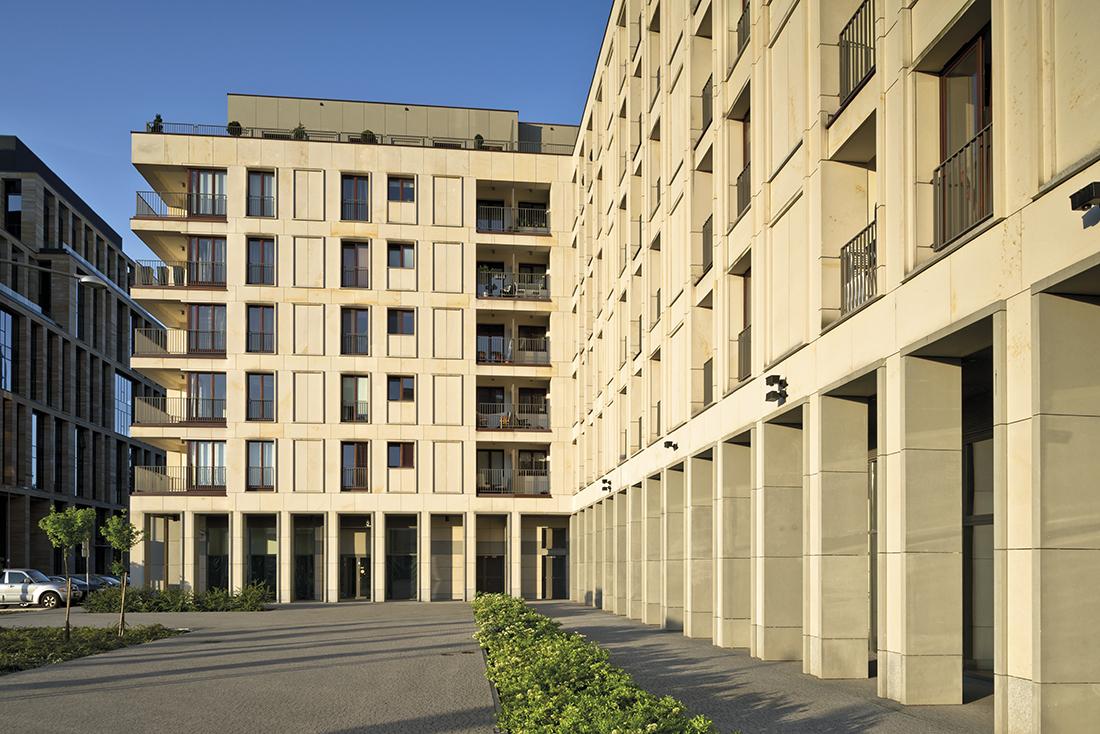 Apartamenty Murano wWarszawie