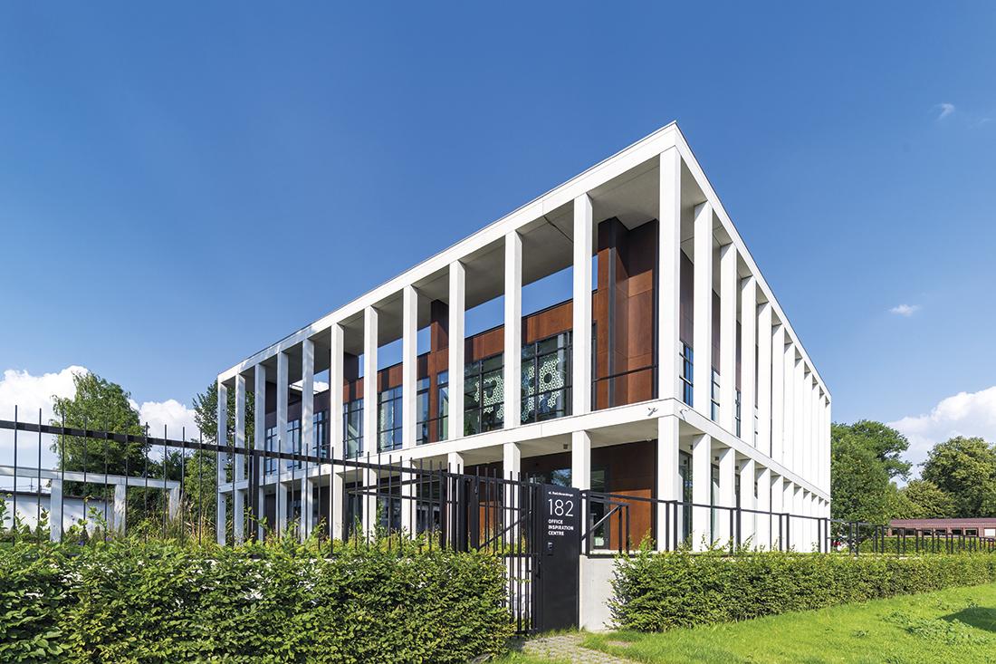 Office Inspiration Centre firmy Nowy Styl w Krakowie