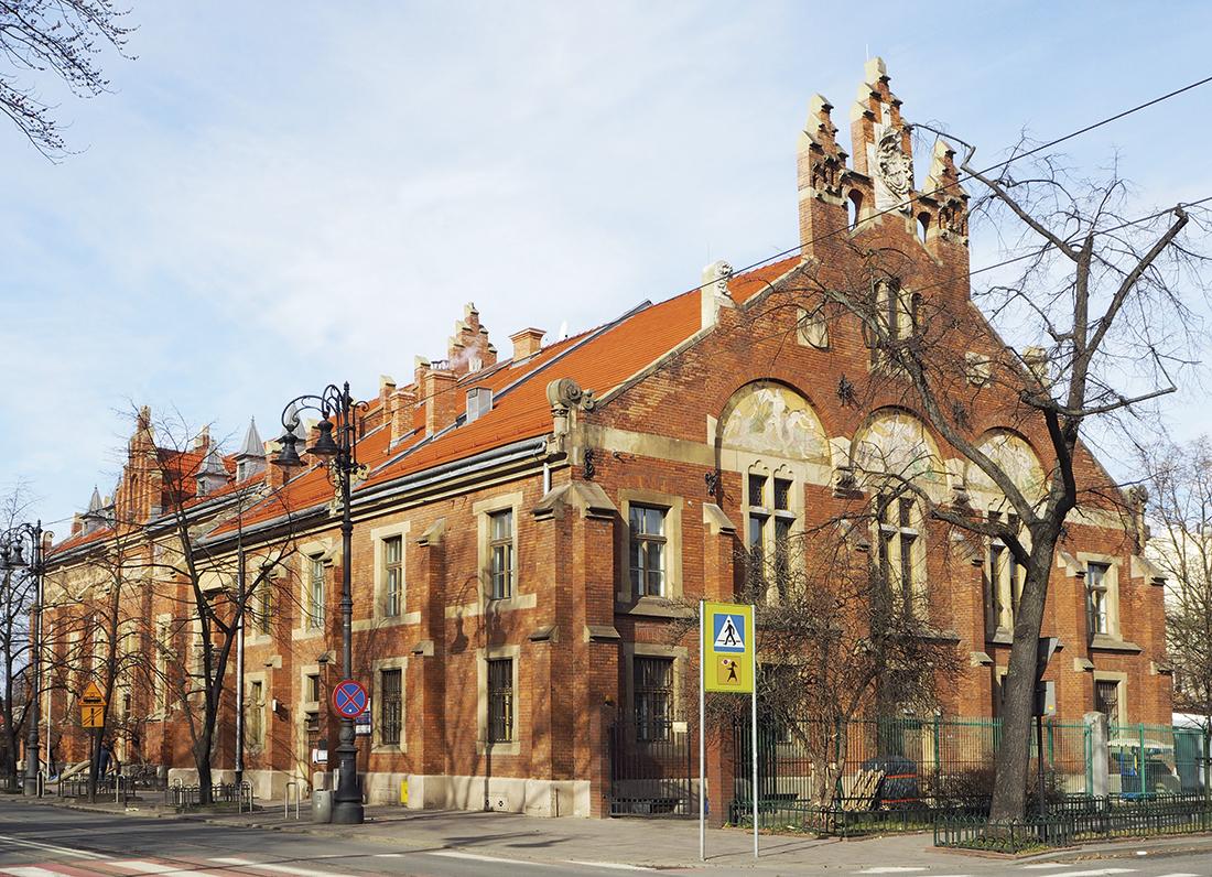 """Budynek Towarzystwa Gimnastycznego """"Sokół"""""""