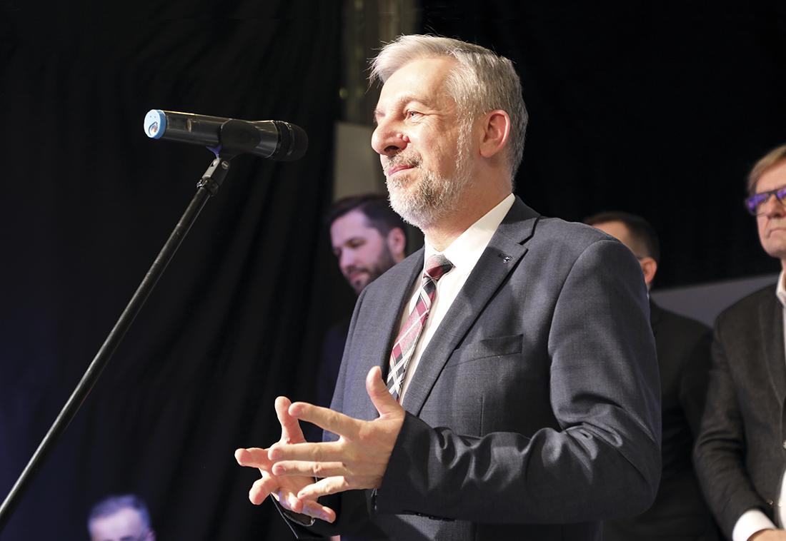 Krzysztof Kieres – przewodniczący Stowarzyszenia Producentów Cementu
