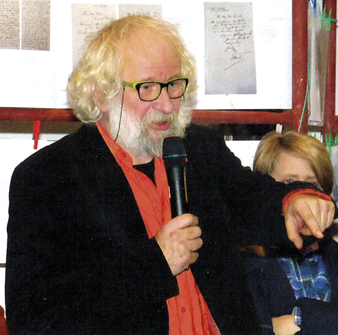 Tadeusz Bystrzak – biograf Talowskiego