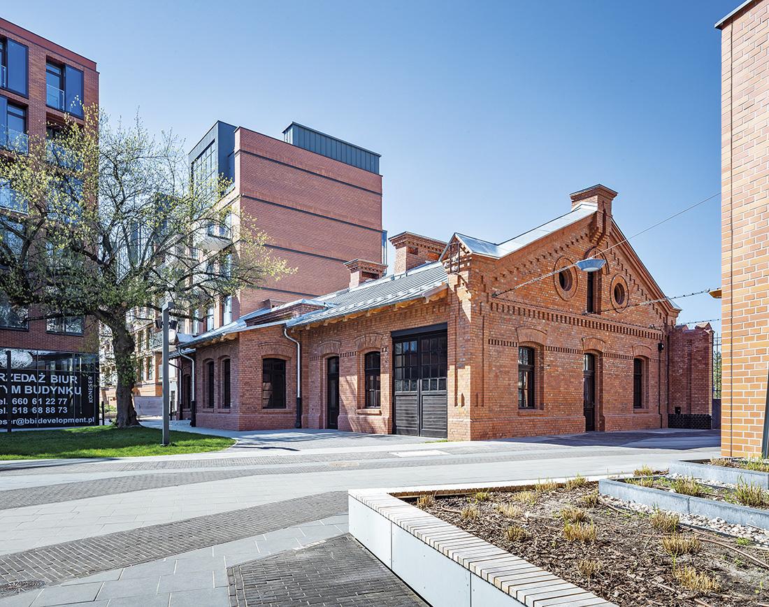 Centrum Praskie Koneser Budynek Starych Warsztatów Mechanicznych Warszawa