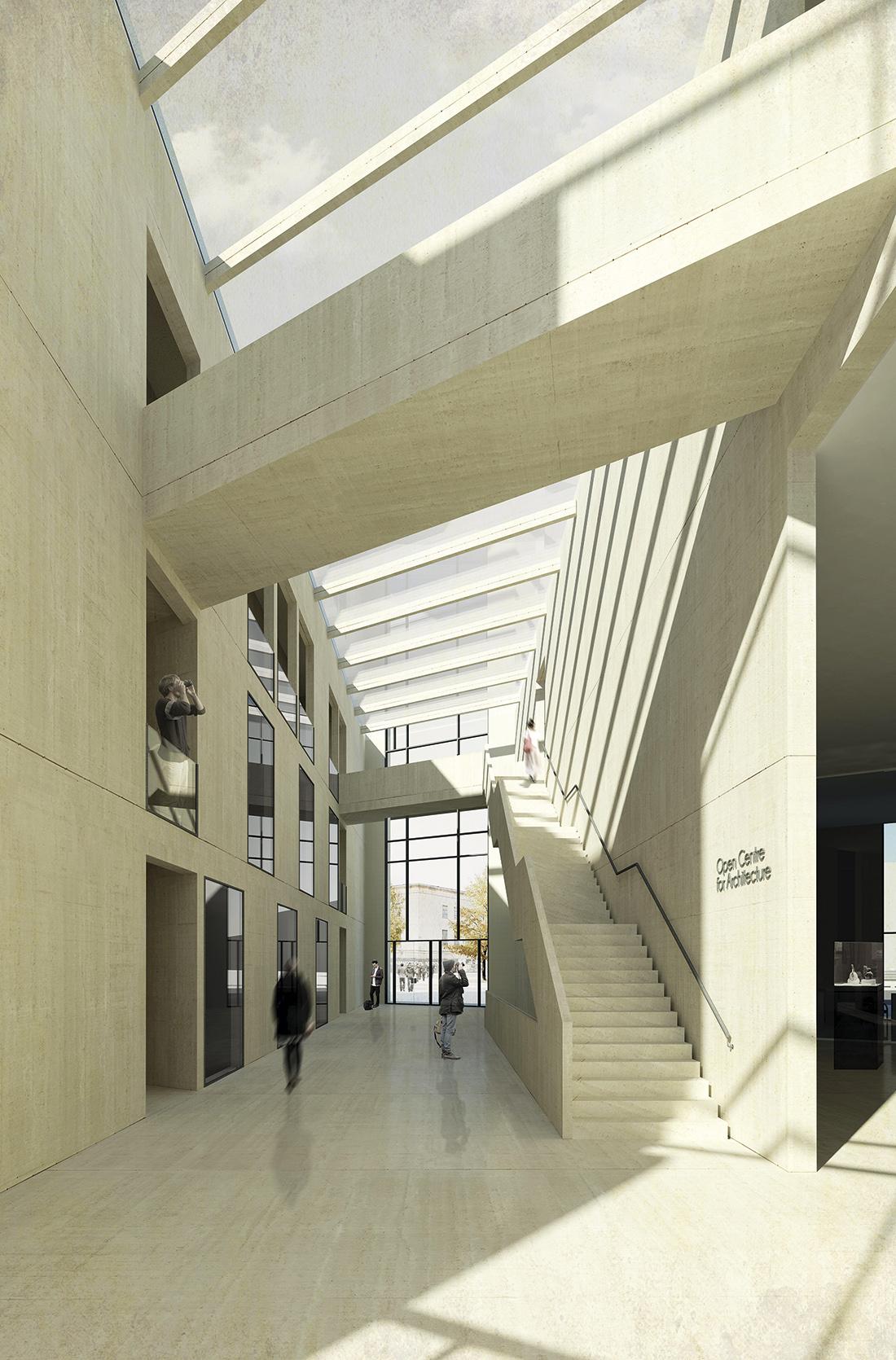 """Bianka Gajdzińska (Swinder) – """"Otwarte Centrum Architektury na warszawskim Powiślu"""""""