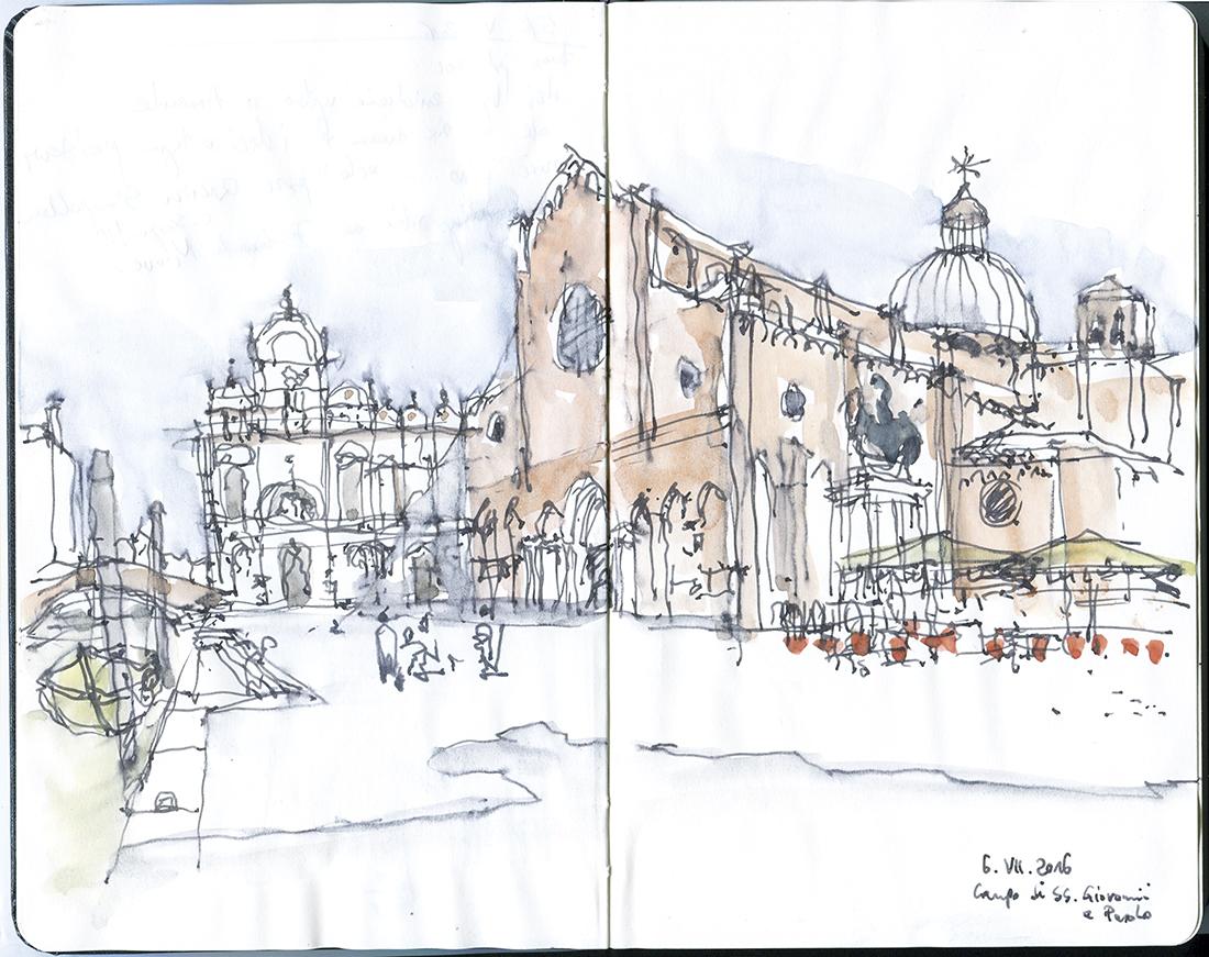 Szkic z podróży do Włoch